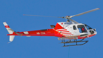 HB-ZNA - Eurocopter AS 350B3 Ecureuil - Air Glaciers
