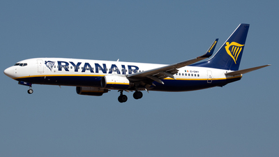 A picture of EIDWY - Boeing 7378AS - Ryanair - © PAUL LINK