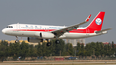 B-6955 - Airbus A320-232 - Sichuan Airlines