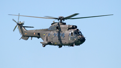HT.27-16 - Eurocopter AS 532UL Cougar - Spain - Army