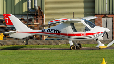G-DEWE - Flight Design CTSW - Private