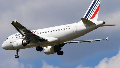 F-GRHY - Airbus A319-111 - Air France