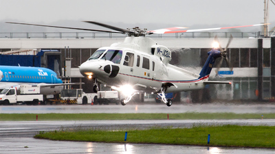 M-JCBA - Sikorsky S-76C - Private