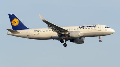 D-AIZR - Airbus A320-214 - Lufthansa