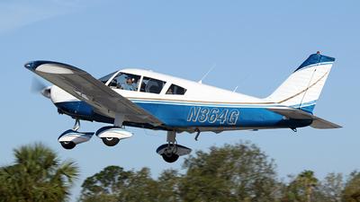 N364G - Piper PA-28-180 Cherokee F - Private