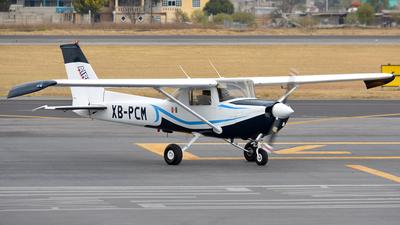 XB-PCM - Cessna 150 - Aire - Escuela de Aviación