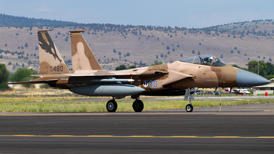 78-0480 - McDonnell Douglas F-15C Eagle - United States - US Air Force (USAF)