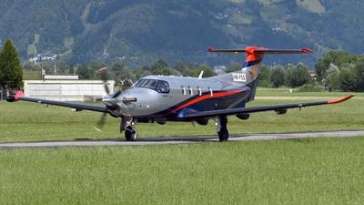 A picture of HBFSS - Pilatus PC12/47E - Pilatus Flugzeugwerke - © Mirko Bleuer