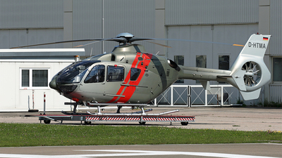 D-HTMA - Eurocopter EC 135P2+ - HTM Helicopter Travel Munich