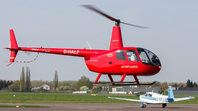 D-HALF - Robinson R44 Raven II - Air Lloyd