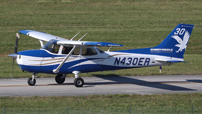 N430ER - Cessna 172S Skyhawk SP - Embry-Riddle Aeronautical University (ERAU)