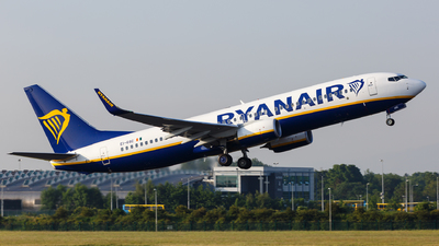 EI-GSC - Boeing 737-8AS - Ryanair