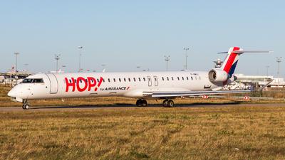F-HMLL - Bombardier CRJ-1000 - HOP! for Air France