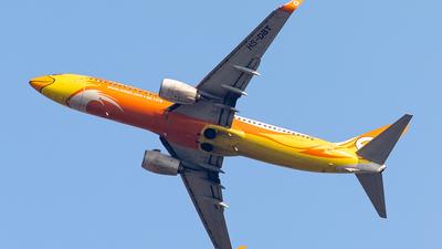 HS-DBT - Boeing 737-88L - Nok Air