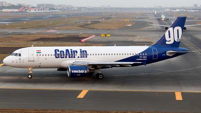 VT-GOJ - Airbus A320-214 - Go Air