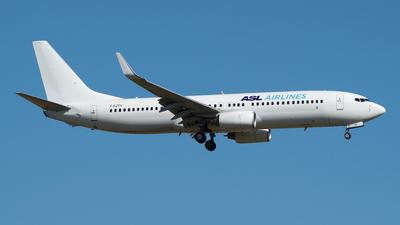 F-GZTV - Boeing 737-8K5 - ASL Airlines