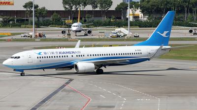B-5152 - Boeing 737-86N - Xiamen Airlines