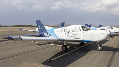 A picture of N4402N - Piper PA28181 - [2843716] - © xuxinyi1000