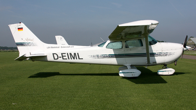 D-EIML - Reims-Cessna F172P Skyhawk II - Private