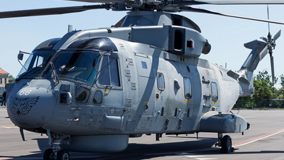 ZH847 - Agusta-Westland Merlin HM.1 - United Kingdom - Royal Navy