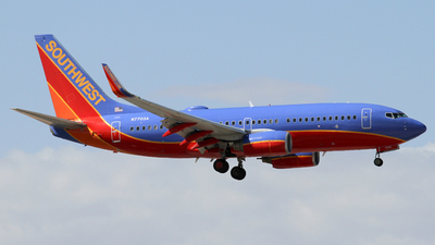 A picture of N7703A - Boeing 73776N - [32653] - © Stig Rokkones
