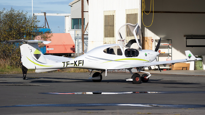 TF-KFI - Diamond DA-40 Tundra Star - Keilir Aviation Academy