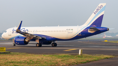 VT-ITF - Airbus A320-271N - IndiGo Airlines