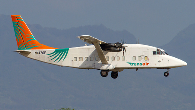 N4476F - Short 360-300 - Transair