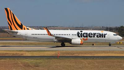 VH-VOY - Boeing 737-8FE - Tigerair