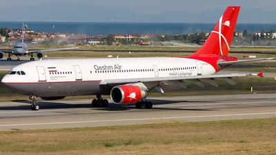 EP-FQO - Airbus A300B4-605R - Qeshm Air
