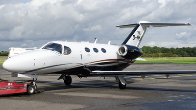G-RNER - Cessna 510 Citation Mustang - Private