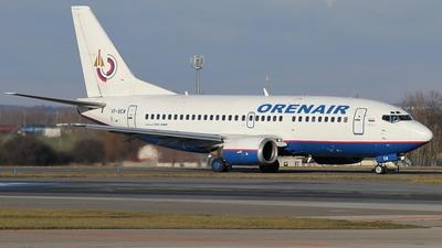 VP-BEW - Boeing 737-505 - Orenair