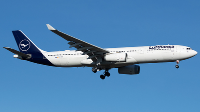 A picture of DAIKQ - Airbus A330343 - Lufthansa - © Stefan Bayer