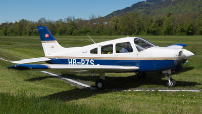 A picture of HBPZS - Piper PA28161 Warrior III - [2842296] - © Fabian Zimmerli