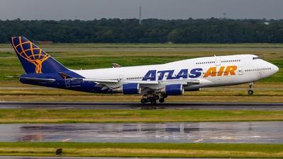 N263SG - Boeing 747-481 - Atlas Air