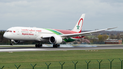 CN-RGY - Boeing 787-9 Dreamliner - Royal Air Maroc (RAM)