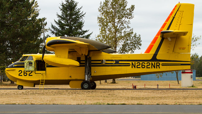 N262NR - Canadair CL-215 - AeroFlite