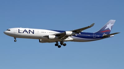CC-CQE - Airbus A340-313X - LAN Airlines