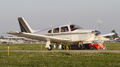 N47551 - Piper PA-28R-201T Turbo Cherokee Arrow III - Private