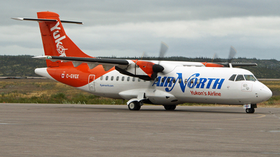 C-GVGX - ATR 42-320 - Air North
