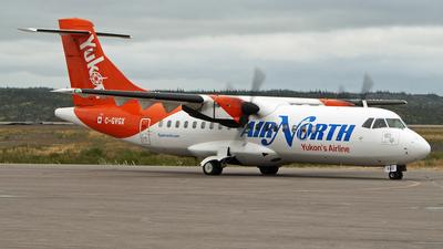 A picture of CGVGX - ATR 42320 - Air North - © Peter Kesternich