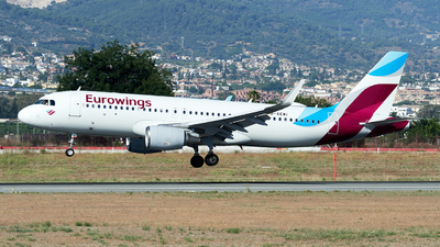 A picture of DAEWI - Airbus A320214 - Eurowings - © Fernando Roca