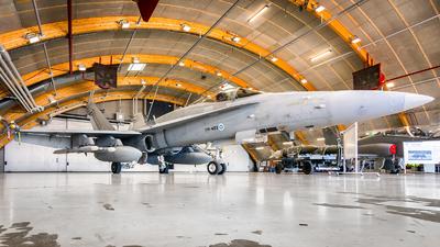 HN-403 - McDonnell Douglas F-18C Hornet - Finland - Air Force