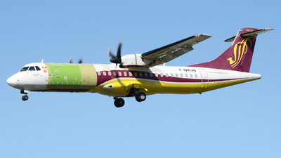 F-WKVB - ATR 72-212(F) - Air Mandalay