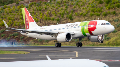 CS-TVB - Airbus A320-251N - TAP Air Portugal