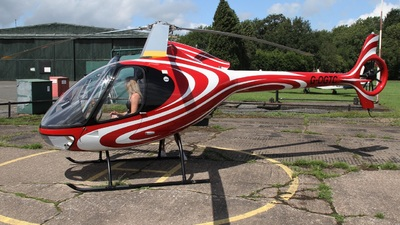 A picture of GOGTC - Guimbal Cabri G2 - [1136] - © Ian Johnson