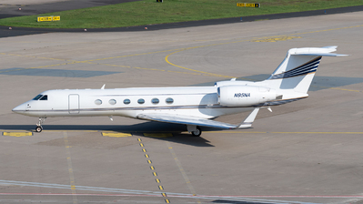 N95NA - Gulfstream G-V - United States - National Aeronautics and Space Administration (NASA)