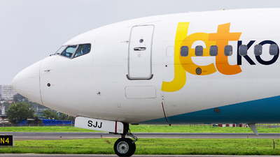 VT-SJJ - Boeing 737-89P - Jet Konnect