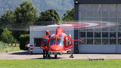 HB-ZRZ - Agusta A109SP Da Vinci - REGA - Swiss Air Ambulance