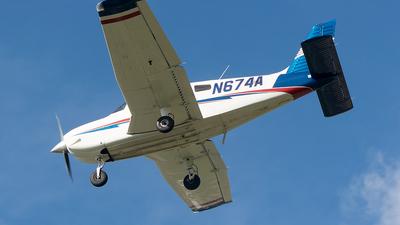 N674A - Piper PA-28-181 Archer - ATP Flight School